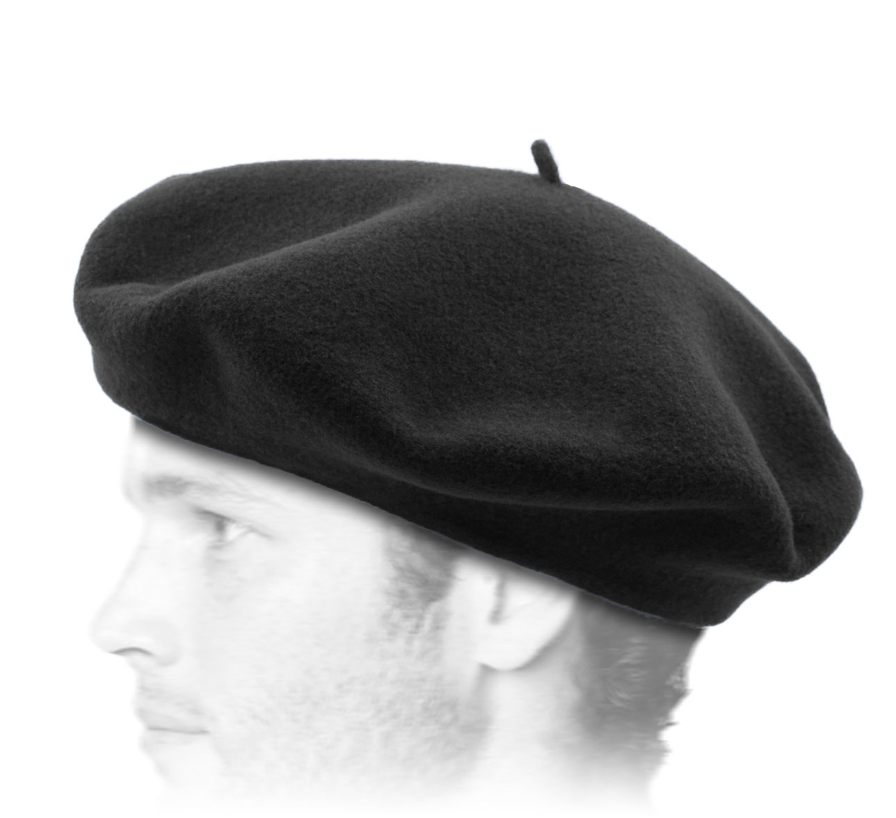 beret basque large Authentique