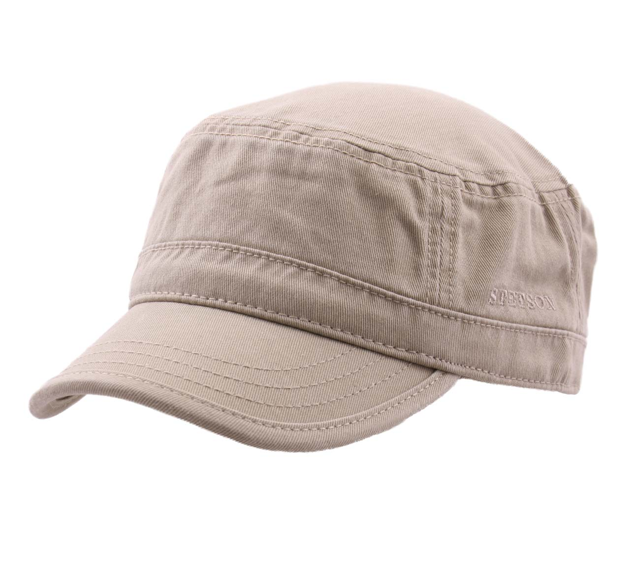 Casquette-army-stetson Army Cap Cotton Army Cap Cotton