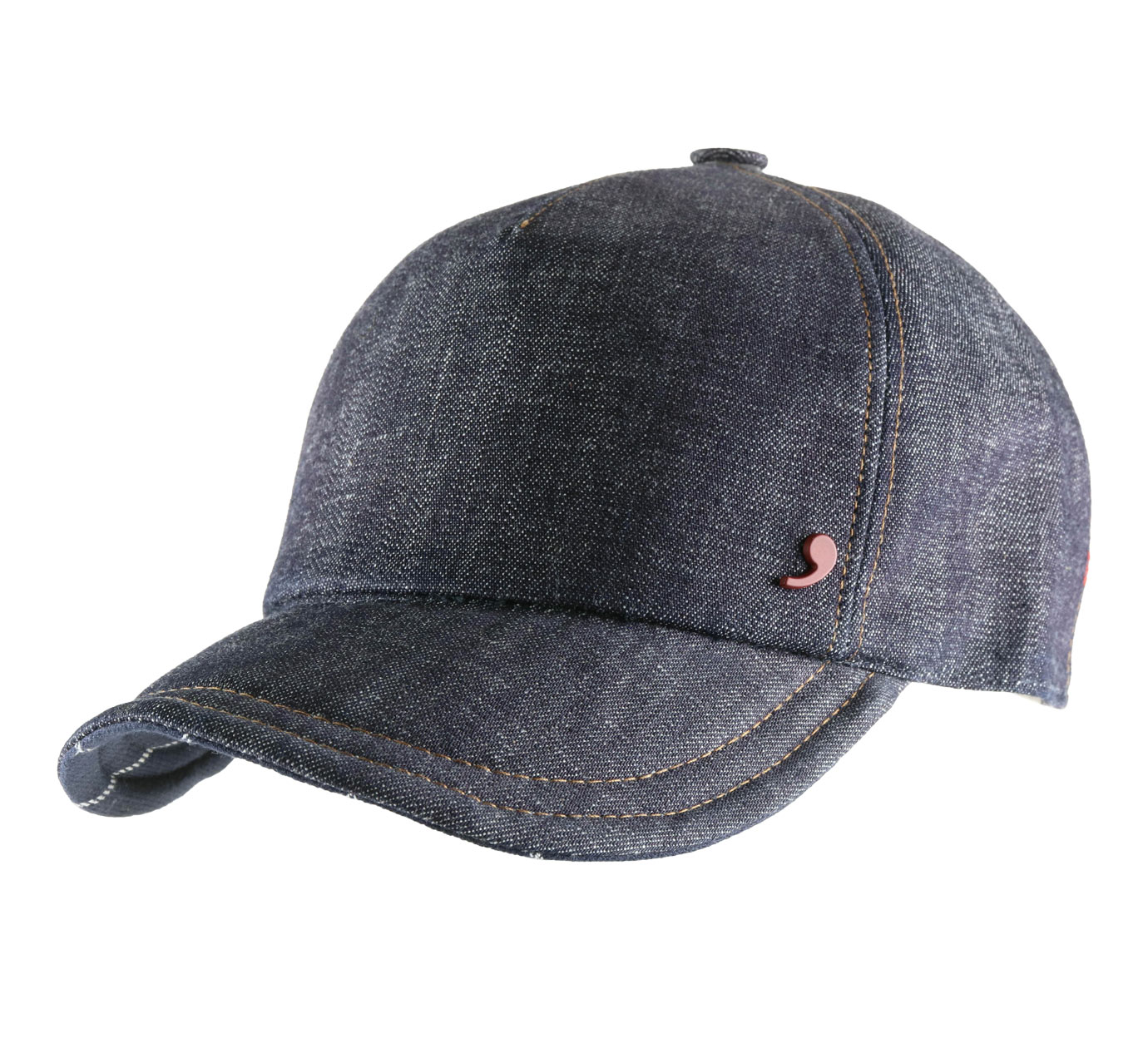 casquette baseball denim
