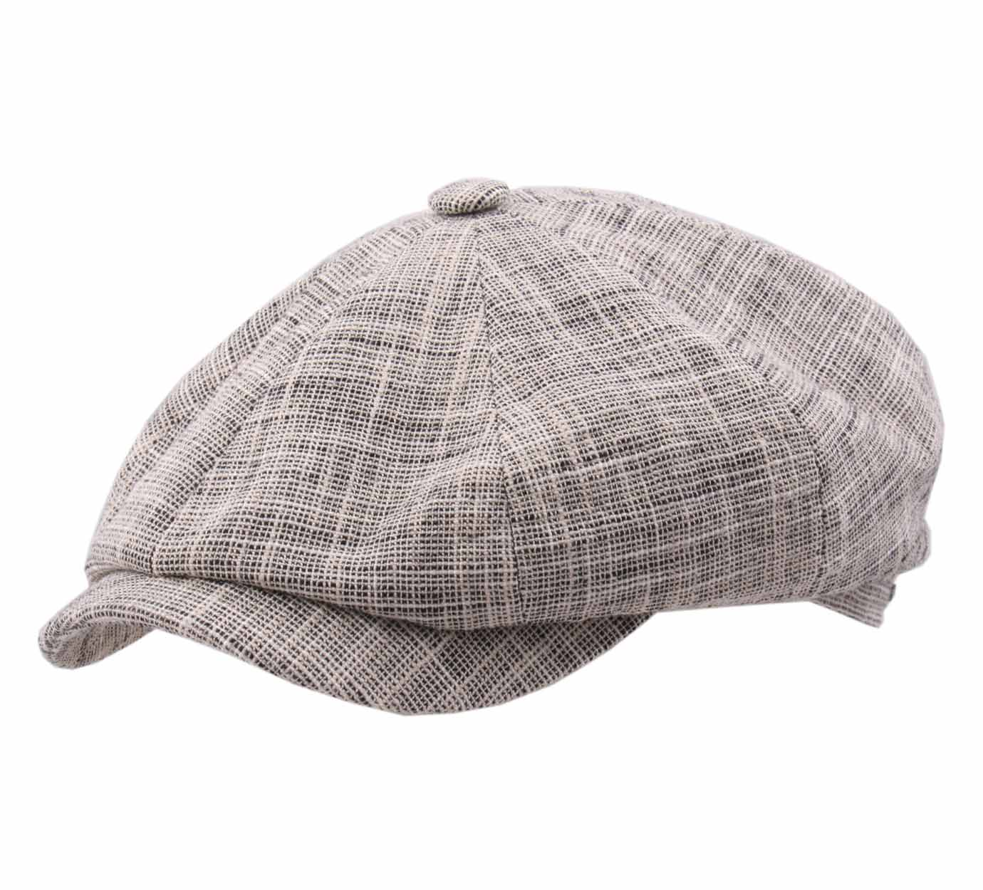 casquette beret grise Greeley