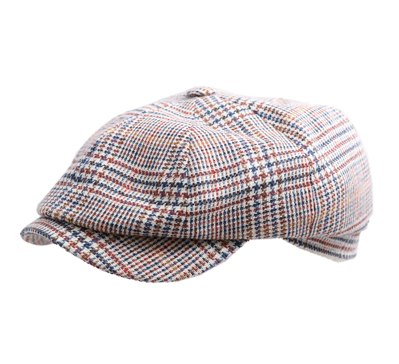 casquette carreaux kingston Silk