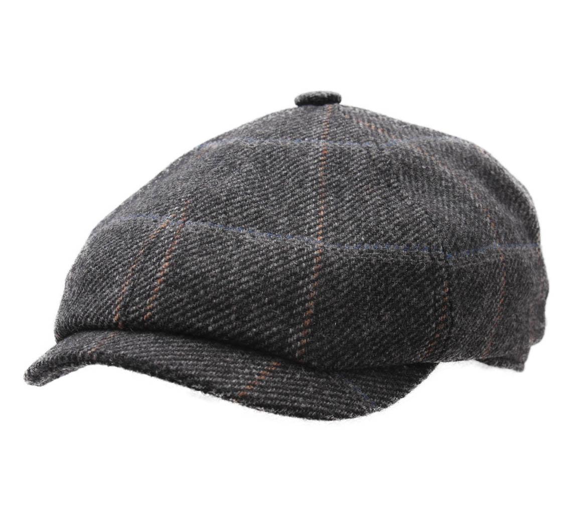 casquette plate b ret homme oregon wool casquette stetson. Black Bedroom Furniture Sets. Home Design Ideas
