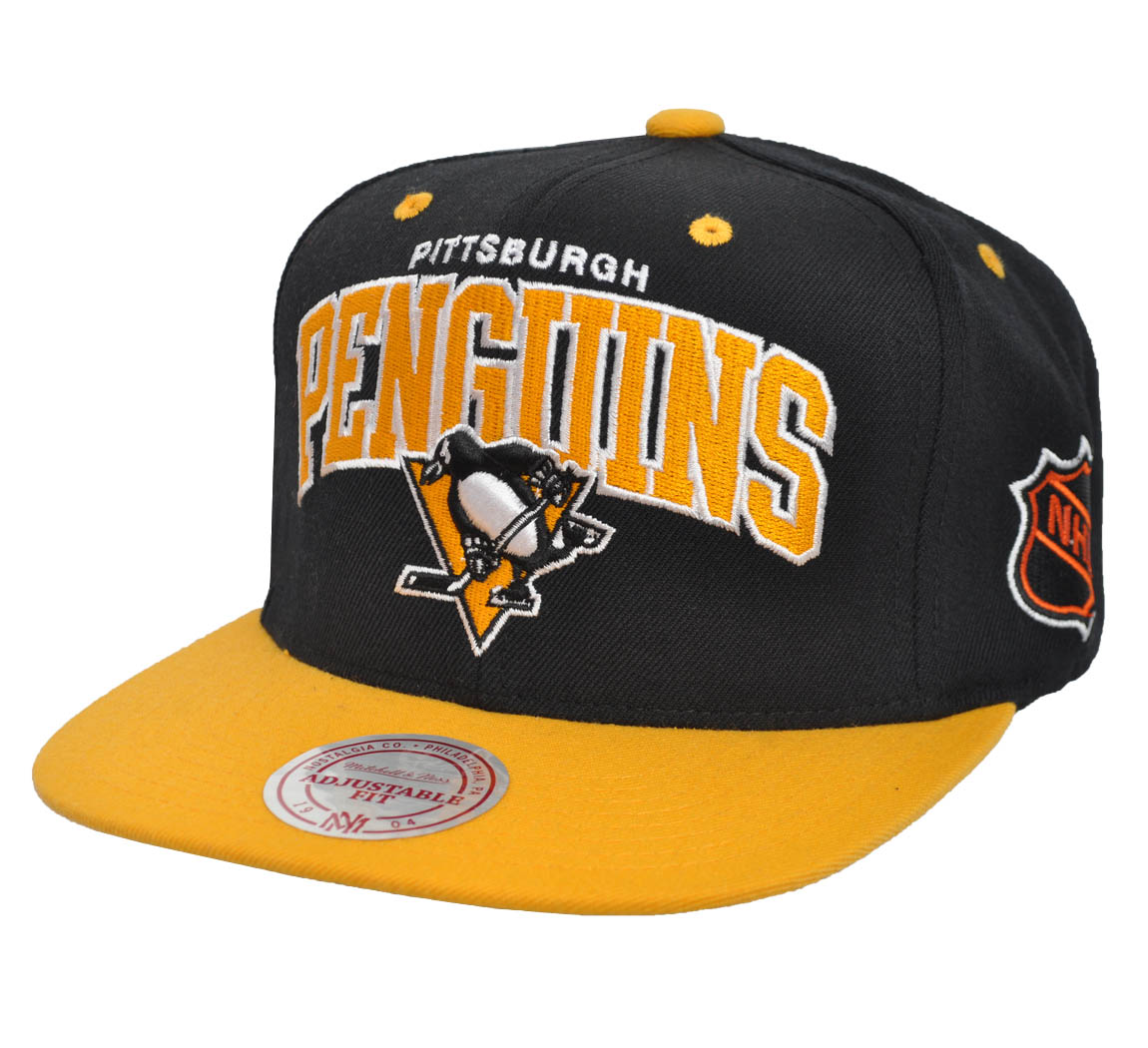 Casquette Mitchell And Ness Pittsburgh Penguins