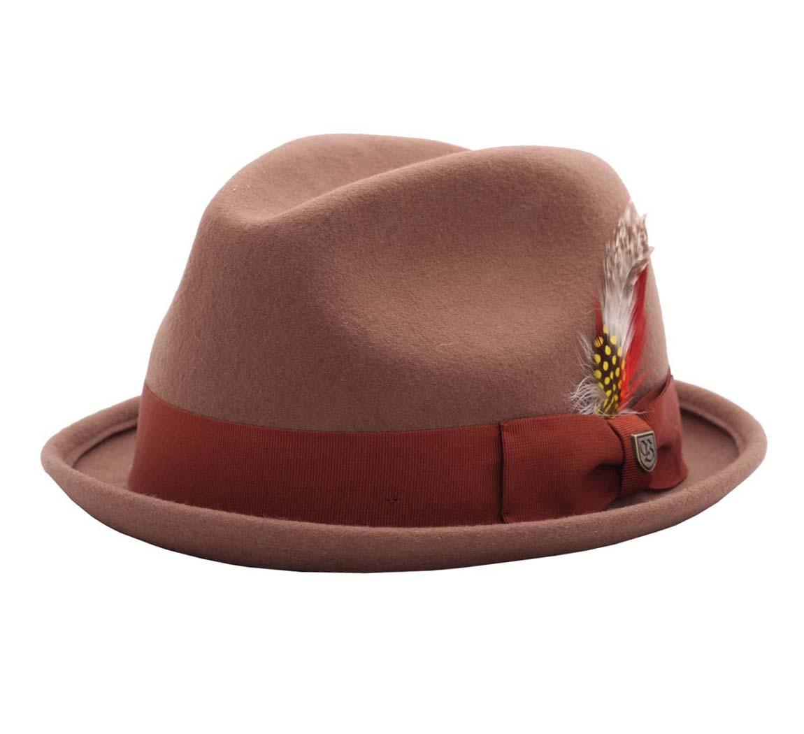 chapeau homme gain casquette brixton. Black Bedroom Furniture Sets. Home Design Ideas