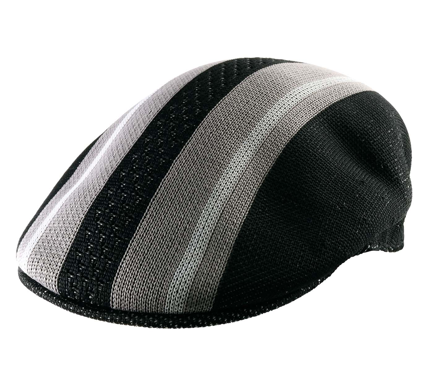 casquette rayures Kangol Vented Stripes 504