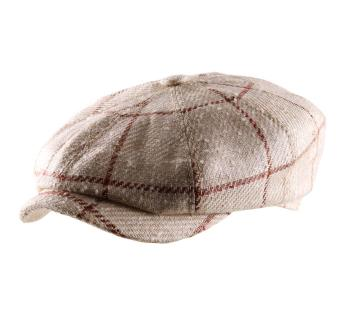 Stetson Wool Silk Check