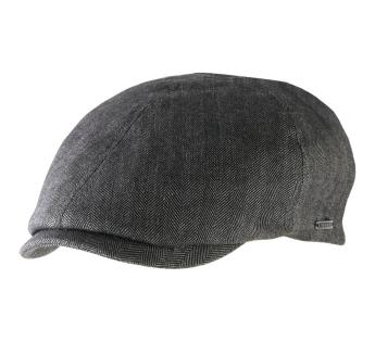 Duck Cap Cotton Linen Stetson