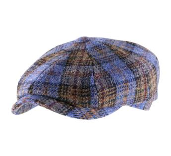 Lambswool Plaid Stetson